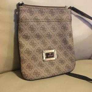 Guess Cross Body Women's Tan Bag Purse